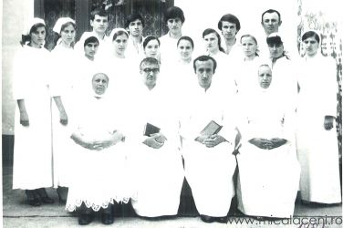 26 Iulie 1981 Micalaca- Candidatii la Botez
