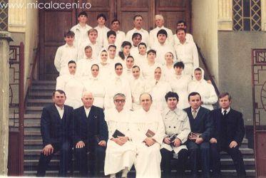 Botez la Bujac - Birta I, Ghirisan Ilie, Borlovan Cornel, Ardeu Petru, Micurescu Eugen , Popa Nelu si Petras Nicu