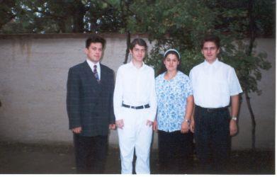 botez cosmin bordei 09.07.2000