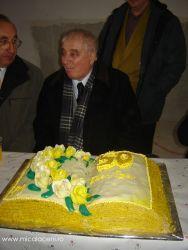 fr borlovan - 50 de ani pastor la micalaca