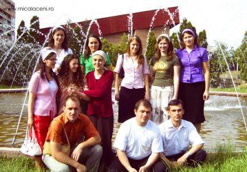 grup tineri-mai 2008