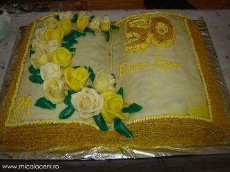 tort fr borlovan 50 ani slujire