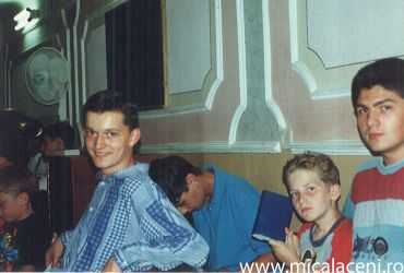26 Iunie 1997-Florin Dan , Alin Mihuta si Calin Tarnovean