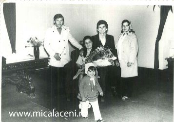 Casatoria Eugen si  Zenuta Micurescu -Alaturi Mihuta Savu si Lidia