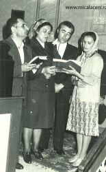 Cristescu Cornel si Ana, Birzan Ion si Lidia
