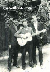 Cristescu Nelu, Mihuta Savu si Teofil Ciobanas -1967