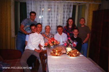 Dan Nicolae si Vioara la nunta de aur