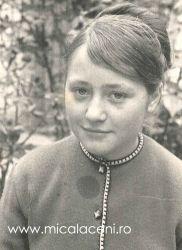 Dorina Croitor - 26 Aprilie 1971 - Fotografie facuta in Tarnova