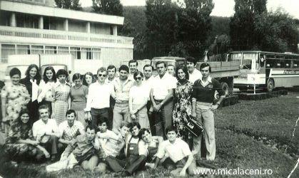 Iesire a coruluiu din Micalaca in anii 70