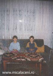 Maria Mihuta si Alin Mihuta 1997