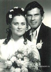 Mihai si Felicia Bordei - anul 1975
