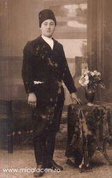 Mihuta Savu (Savulica) la 16 ani