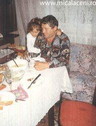 Mihuta Savu si fiica acestuia- Maria Mihuta