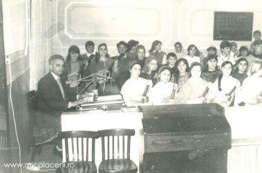 Orchestra de mandoline- la orga Dumitru Cristescu