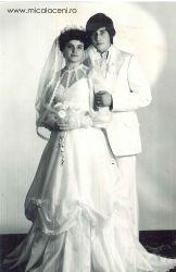 Teofil (Titi) si Dina Mihuta(Farcau)- 1 Noiembrie 1981
