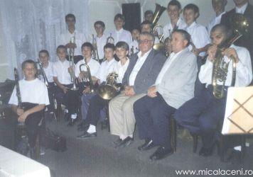 fanfara de copii - 15 iunie 2000