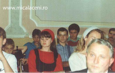 in fotografie amintim- Gheorghe Cosarba , Dina Fluieras, Codrin Mihuta, Florin Dan, Calin Tarnovean, Dani Senegiac, Gheorghita Stefan