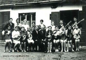 orchestra -dirijor Cristescu Cornel