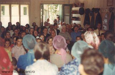 program in Biserica Veche (2)